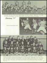 1961 Homer High School Yearbook Page 52 & 53