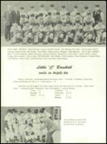 1961 Homer High School Yearbook Page 56 & 57