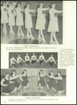 1961 Homer High School Yearbook Page 58 & 59