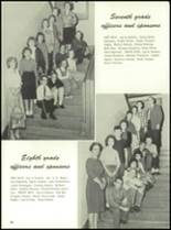1961 Homer High School Yearbook Page 64 & 65