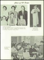 1961 Homer High School Yearbook Page 68 & 69