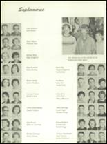 1961 Homer High School Yearbook Page 70 & 71