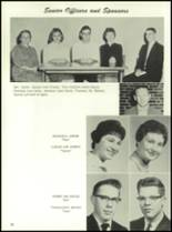 1961 Homer High School Yearbook Page 78 & 79