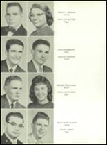 1961 Homer High School Yearbook Page 80 & 81
