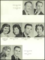 1961 Homer High School Yearbook Page 82 & 83