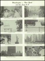 1961 Homer High School Yearbook Page 98 & 99