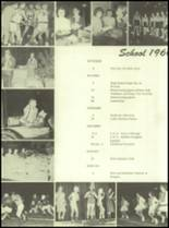 1961 Homer High School Yearbook Page 120 & 121