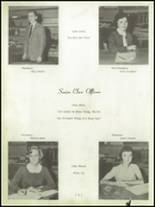 1960 Pine Level High School Yearbook Page 12 & 13