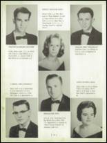 1960 Pine Level High School Yearbook Page 14 & 15