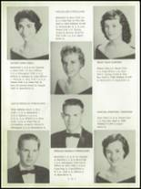 1960 Pine Level High School Yearbook Page 16 & 17
