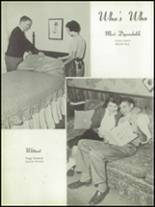 1960 Pine Level High School Yearbook Page 20 & 21