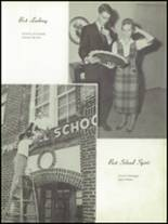 1960 Pine Level High School Yearbook Page 24 & 25