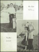 1960 Pine Level High School Yearbook Page 26 & 27