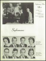 1960 Pine Level High School Yearbook Page 32 & 33