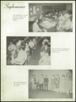 1960 Pine Level High School Yearbook Page 34 & 35