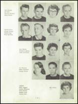 1960 Pine Level High School Yearbook Page 36 & 37