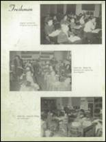 1960 Pine Level High School Yearbook Page 38 & 39