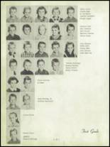 1960 Pine Level High School Yearbook Page 50 & 51