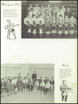 1960 Pine Level High School Yearbook Page 54 & 55
