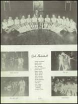 1960 Pine Level High School Yearbook Page 62 & 63