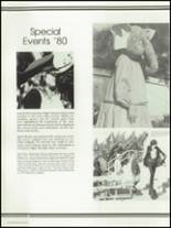 1981 Livermore High School Yearbook Page 56 & 57