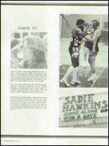 1981 Livermore High School Yearbook Page 58 & 59