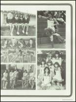 1981 Livermore High School Yearbook Page 66 & 67