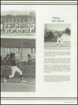 1981 Livermore High School Yearbook Page 124 & 125