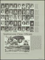 1981 Livermore High School Yearbook Page 154 & 155