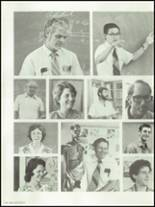 1981 Livermore High School Yearbook Page 198 & 199