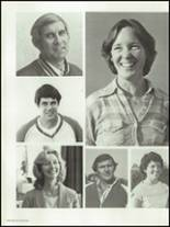 1981 Livermore High School Yearbook Page 200 & 201