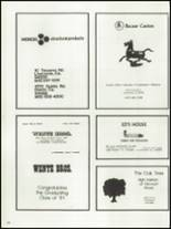 1981 Livermore High School Yearbook Page 212 & 213