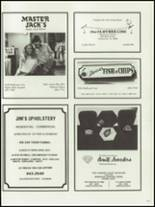 1981 Livermore High School Yearbook Page 220 & 221