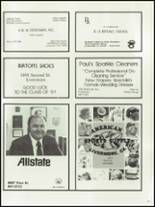 1981 Livermore High School Yearbook Page 230 & 231