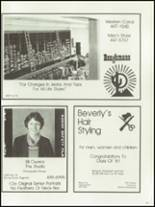 1981 Livermore High School Yearbook Page 232 & 233