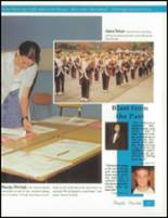 1999 North East High School Yearbook Page 24 & 25