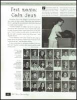 1999 North East High School Yearbook Page 50 & 51