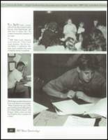 1999 North East High School Yearbook Page 92 & 93