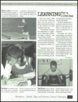 1999 North East High School Yearbook Page 110 & 111