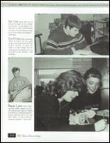 1999 North East High School Yearbook Page 118 & 119