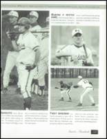 1999 North East High School Yearbook Page 130 & 131