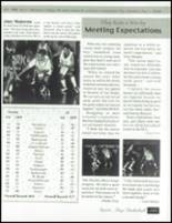 1999 North East High School Yearbook Page 156 & 157
