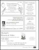 1999 North East High School Yearbook Page 168 & 169