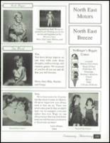 1999 North East High School Yearbook Page 190 & 191