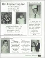 1999 North East High School Yearbook Page 216 & 217