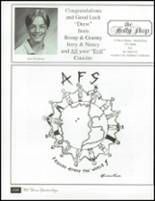 1999 North East High School Yearbook Page 224 & 225