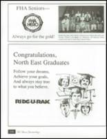 1999 North East High School Yearbook Page 230 & 231