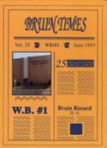 1993 Yearbook Western Branch High School