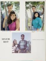 1988 Central Union High School Yearbook Page 16 & 17