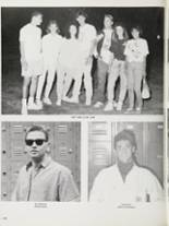 1988 Central Union High School Yearbook Page 106 & 107